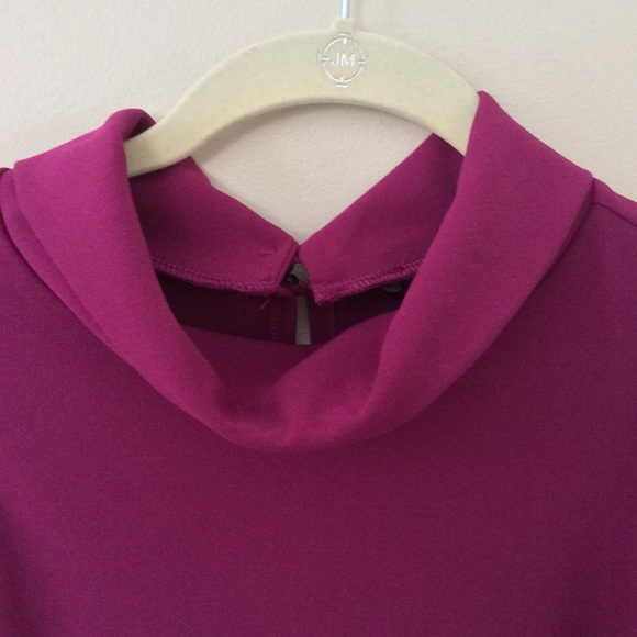 Fuchsia Sheath Dress